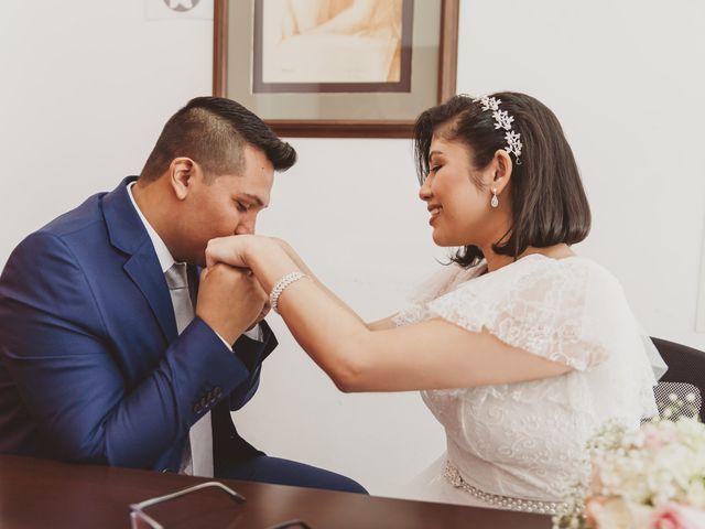 El matrimonio de Paul y Zarith en Bogotá, Bogotá DC 9