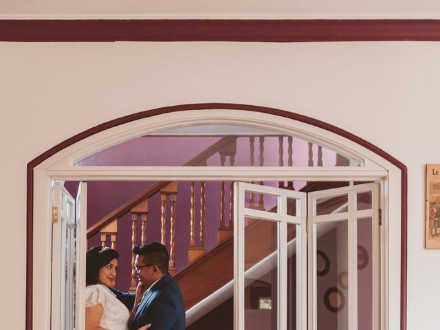 El matrimonio de Paul y Zarith en Bogotá, Bogotá DC 12