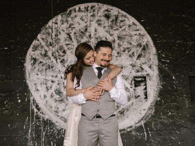 El matrimonio de Jenn y John en Bogotá, Bogotá DC 5