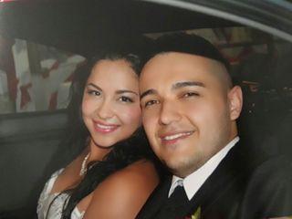El matrimonio de Carolina  y Camilo
