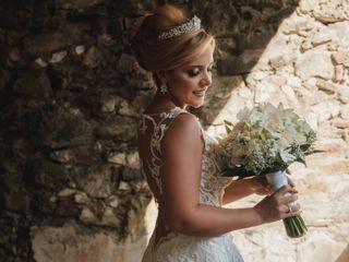 El matrimonio de Melody y Daclin 2