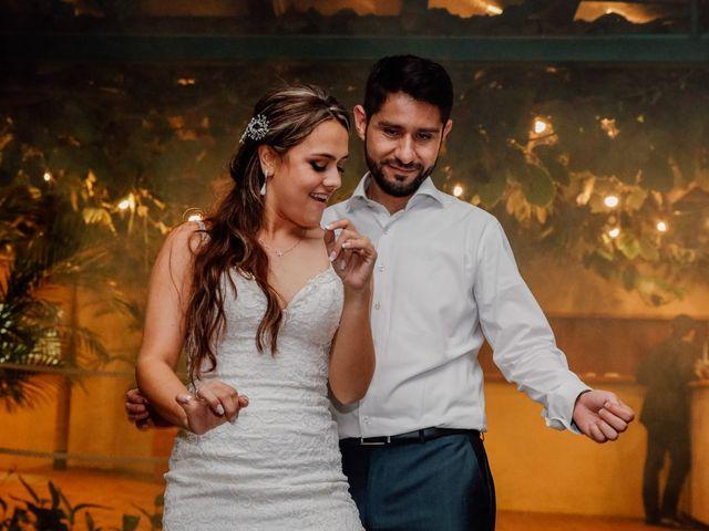 El matrimonio de Vanessa y Andrés