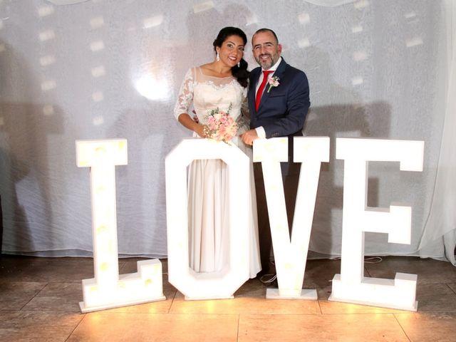 El matrimonio de Adriana y Walter