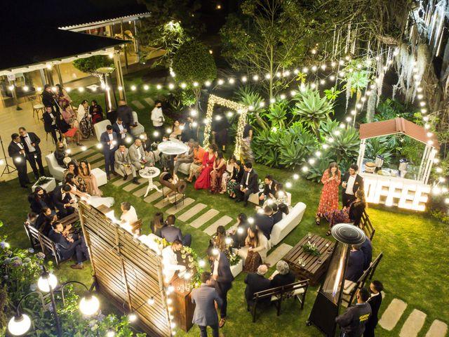 El matrimonio de Cristian y Juliana en Bogotá, Bogotá DC 15