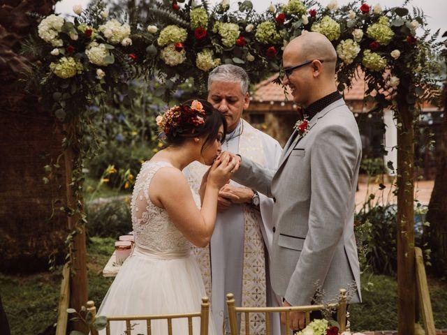 El matrimonio de Jhonatan y Alejandra en Medellín, Antioquia 8