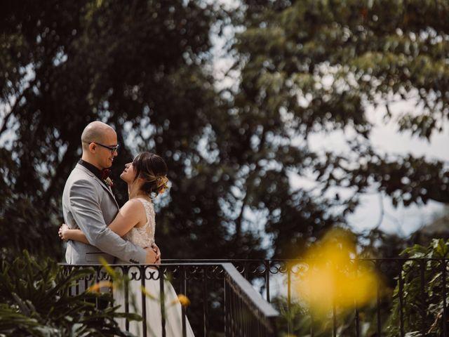 El matrimonio de Jhonatan y Alejandra en Medellín, Antioquia 1