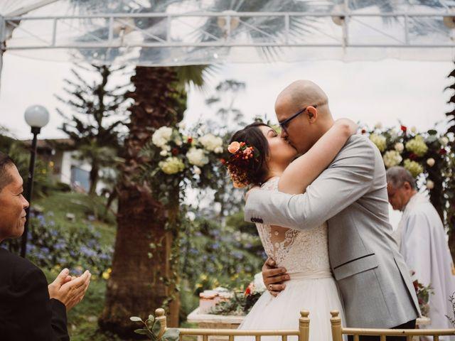 El matrimonio de Jhonatan y Alejandra en Medellín, Antioquia 12