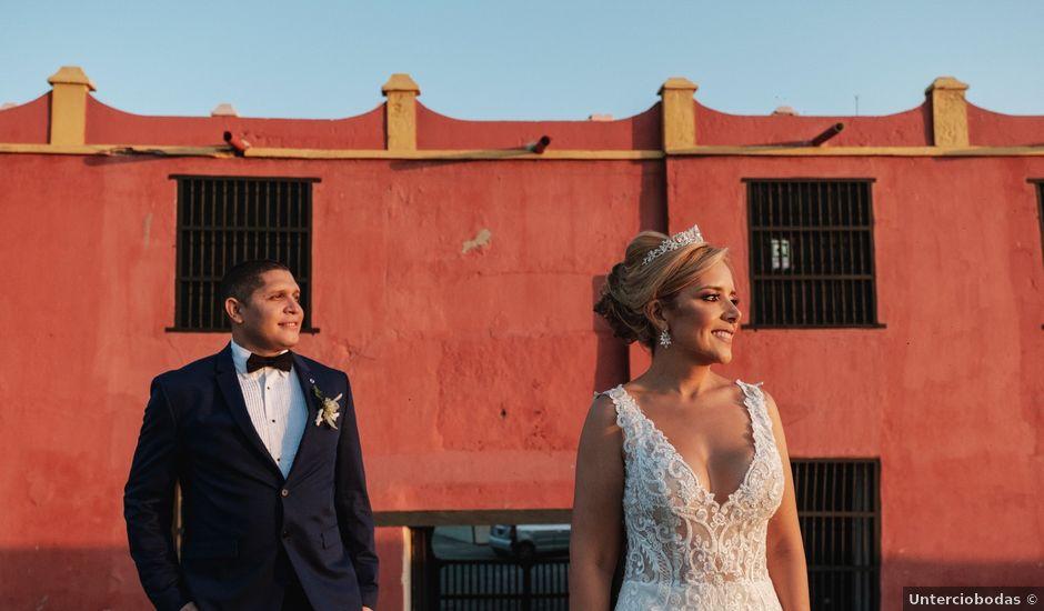 El matrimonio de Daclin y Melody en Cartagena, Bolívar