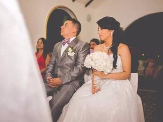 El matrimonio de Katherine y Diego 1