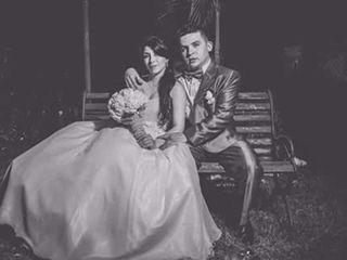 El matrimonio de Katherine y Diego