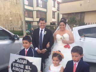 El matrimonio de Sandra y Luis Fernando 3