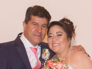 El matrimonio de Sandra y Luis Fernando