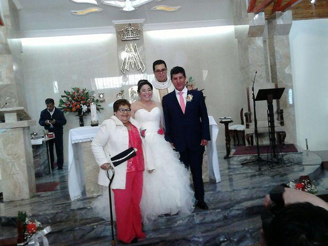 El matrimonio de Luis Fernando y Sandra en Zipaquirá, Cundinamarca 11
