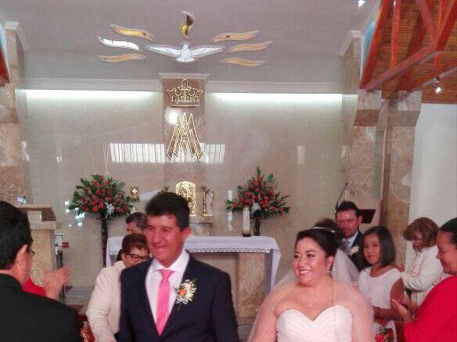 El matrimonio de Luis Fernando y Sandra en Zipaquirá, Cundinamarca 19