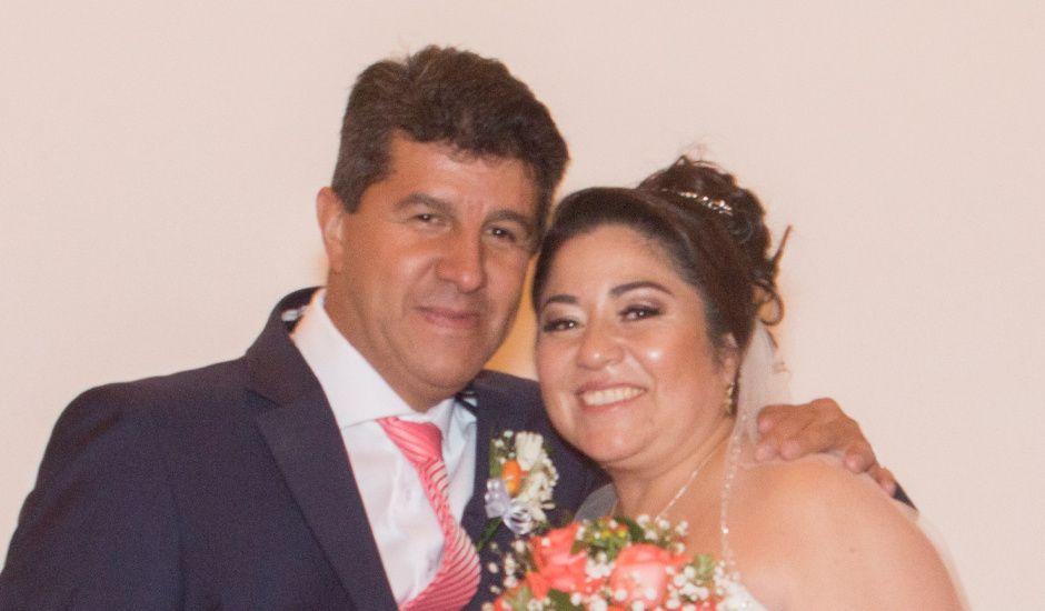 El matrimonio de Luis Fernando y Sandra en Zipaquirá, Cundinamarca