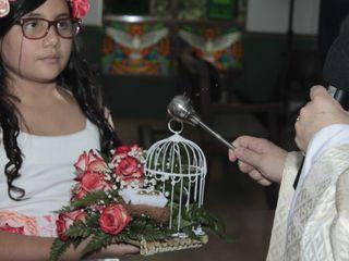 El matrimonio de Elver y Cristina 2
