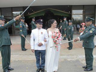 El matrimonio de Elver y Cristina 3