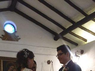 El matrimonio de Karen Andrea  y Juan Sebastián  1