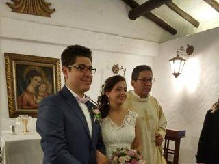 El matrimonio de Karen Andrea  y Juan Sebastián  2