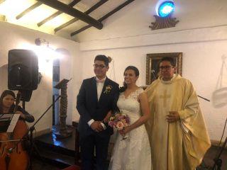 El matrimonio de Karen Andrea  y Juan Sebastián