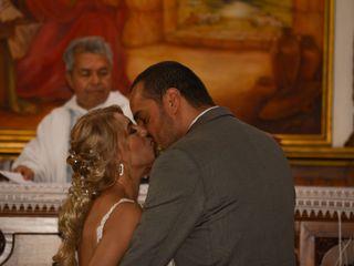 El matrimonio de Catalina  y Oscar  3