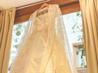 El matrimonio de Laura y Cristobal 3