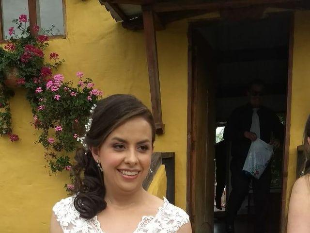 El matrimonio de Juan Sebastián  y Karen Andrea  en Subachoque, Cundinamarca 5