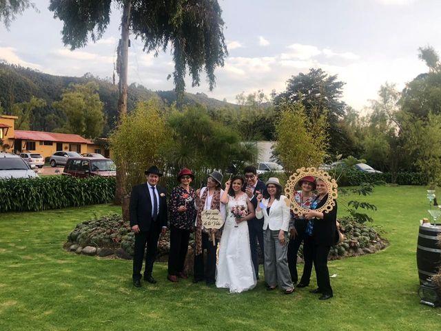 El matrimonio de Juan Sebastián  y Karen Andrea  en Subachoque, Cundinamarca 7