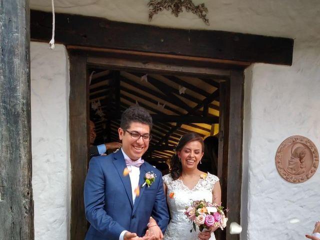 El matrimonio de Juan Sebastián  y Karen Andrea  en Subachoque, Cundinamarca 1