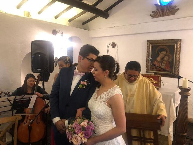 El matrimonio de Juan Sebastián  y Karen Andrea  en Subachoque, Cundinamarca 11