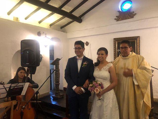 El matrimonio de Juan Sebastián  y Karen Andrea  en Subachoque, Cundinamarca 12