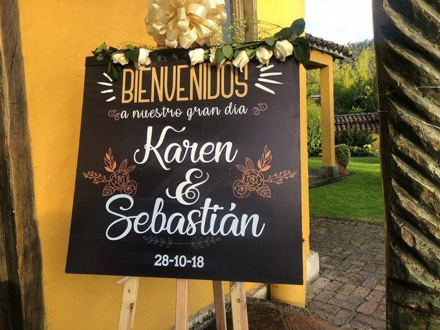 El matrimonio de Juan Sebastián  y Karen Andrea  en Subachoque, Cundinamarca 16