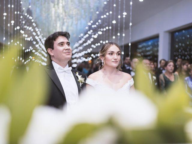 El matrimonio de María Paula y Carlos