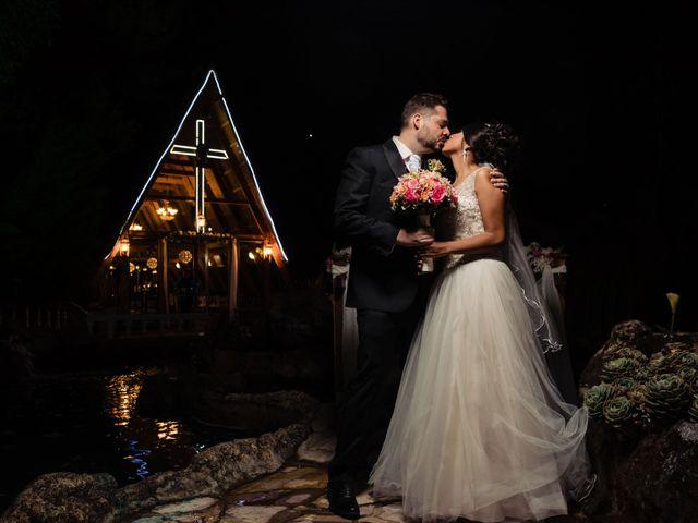 El matrimonio de Juliana y Tom