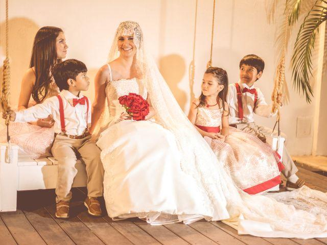 El matrimonio de Cristobal y Laura en Santa Marta, Magdalena 13