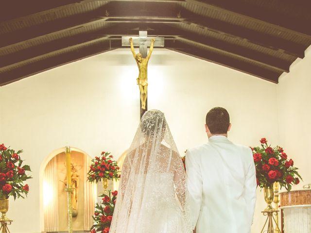 El matrimonio de Cristobal y Laura en Santa Marta, Magdalena 14
