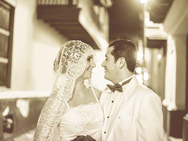 El matrimonio de Cristobal y Laura en Santa Marta, Magdalena 18