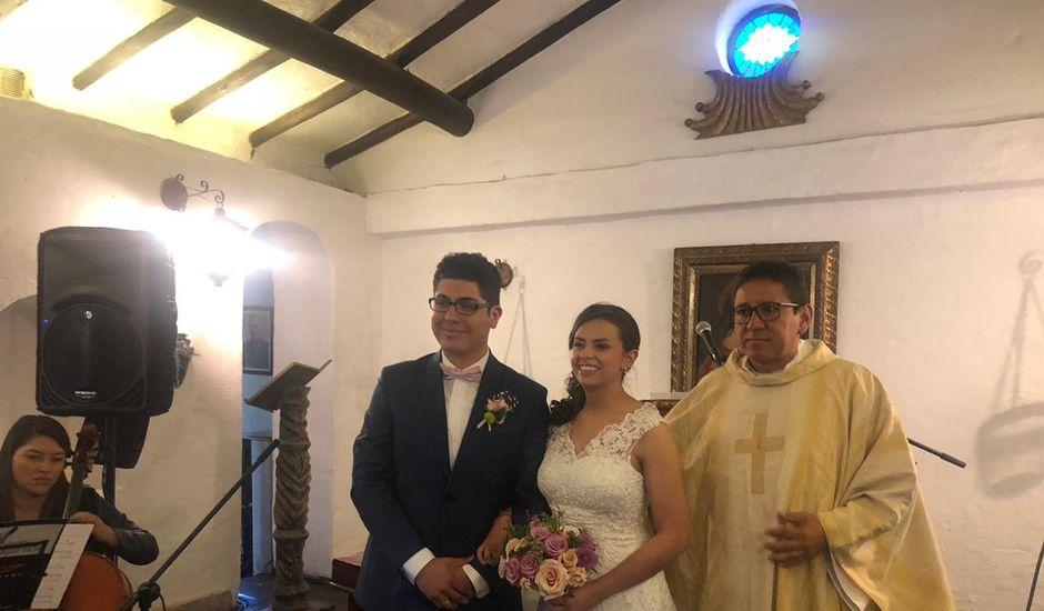 El matrimonio de Juan Sebastián  y Karen Andrea  en Subachoque, Cundinamarca