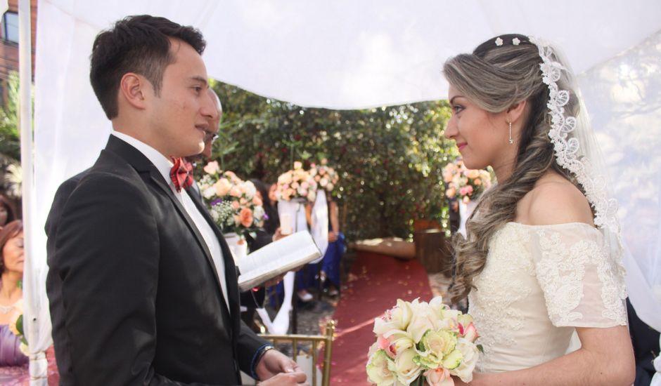 El matrimonio de David y Mónica en Bogotá, Bogotá DC