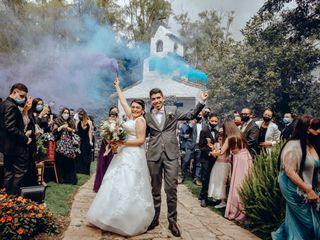 El matrimonio de Rocío y Jorge