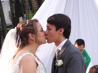 El matrimonio de Adriana  y Wilson 1