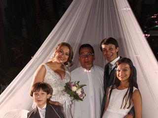 El matrimonio de Adriana  y Wilson 2