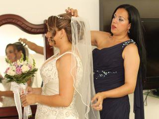 El matrimonio de Adriana  y Wilson 3