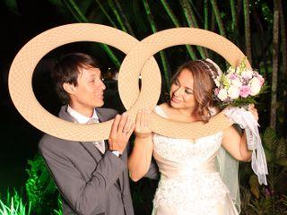 El matrimonio de Adriana  y Wilson