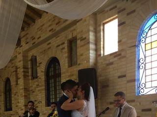 El matrimonio de Paola Andrea y Wilderman 1