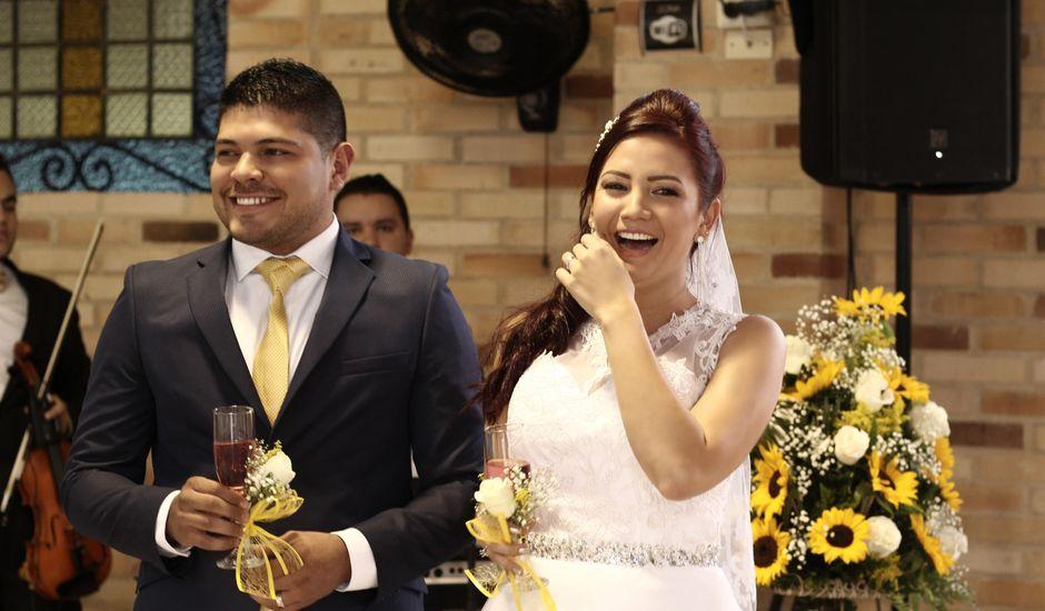 El matrimonio de Wilderman y Paola Andrea en Sabaneta, Antioquia