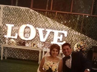 El matrimonio de Edwin y Claudia 2