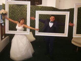 El matrimonio de Edwin y Claudia 3