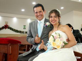 El matrimonio de Natalia y Edwin 2