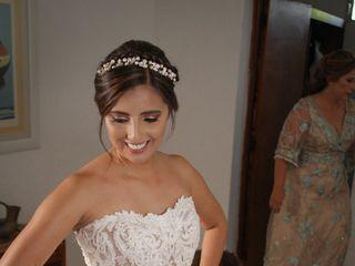 El matrimonio de Carolina y Juan Diego 1